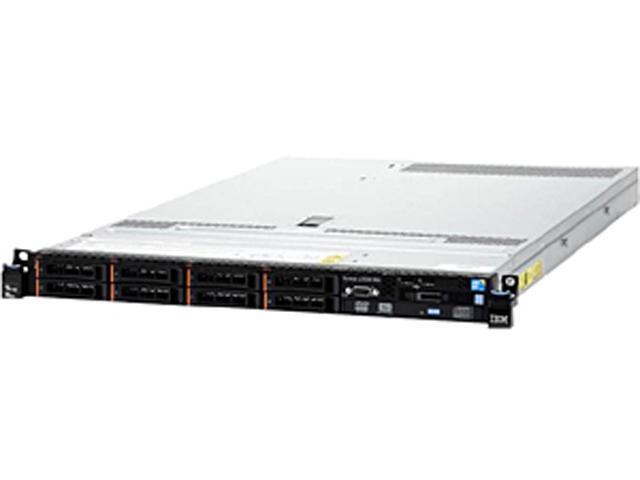 IBM x3550 M4 Rack Server System Intel Xeon E5-2640 6C 2.5GHz 8GB DDR3 7914F2U