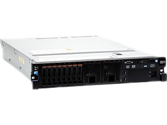 IBM System x 791532U 2U Rack Server - 1 x Intel Xeon E5-2643 3.30 GHz