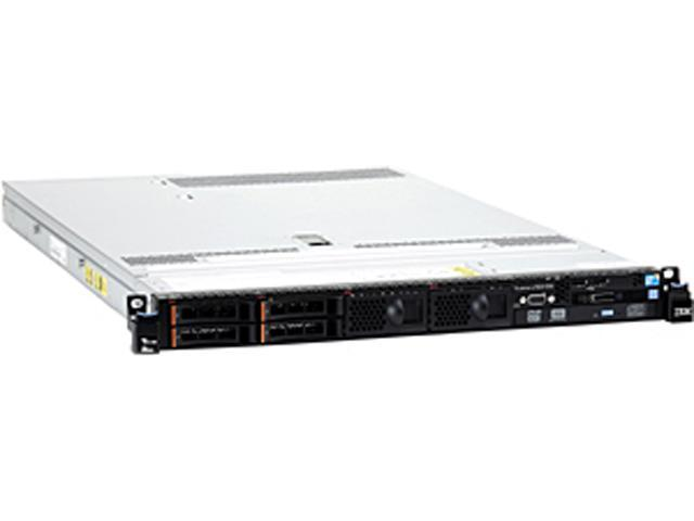 IBM x3550 M4 Rack Server System Intel Xeon E5-2620 2GHz 6C/12T 32GB DDR3 No Hard Drive 7914DDU