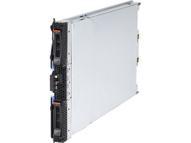IBM BladeCenter HS23E Blade Server System Intel Xeon E5-2430 2.2GHz 6C/12T 24GB DDR3 8038C4U