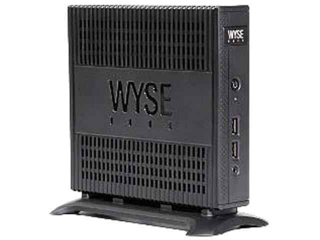 Wyse Thin Client Server System AMD G-Series T48E Dual Core 1.4GHz 2GB RAM / 2GB Flash 909632-01L (D50D)