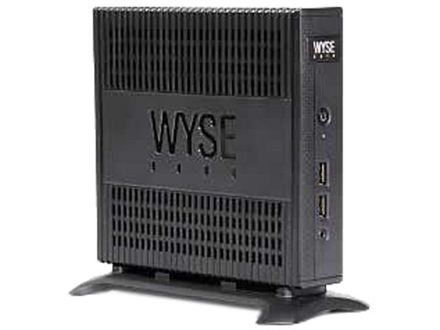 Wyse Thin Client AMD G-Series T48E Dual Core 1.4GHz 2GB RAM / 4GB Flash No Hard Drive Windows Embedded Standard 7 909634-51L (D90D7 w/ IW)