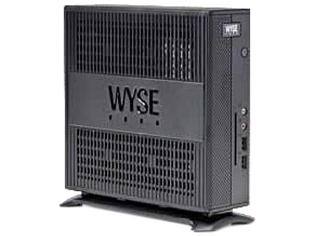 Wyse Thin Client Dual-core AMD G-T56N 1.65GHz 2GB RAM / 4GB Flash No Hard Drive Windows Embedded Standard 7 909714-01L (Z90DE7)