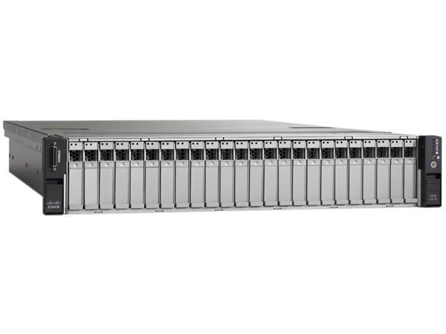 CISCO C240 M3 Rack Server System Intel Xeon 16GB