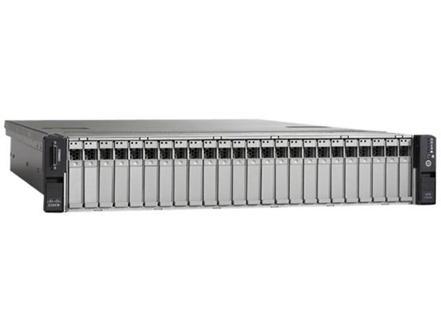 Cisco 2U Rack Server - 2 x Intel Xeon E5-2680 2.70 GHz