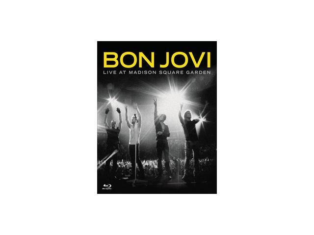 Bon jovi live at madison square garden for Bon jovi madison square garden