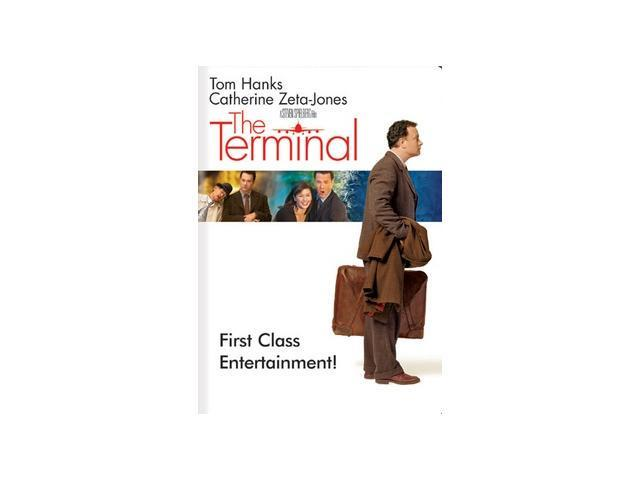 The Terminal Tom Hanks, Catherine Zeta-Jones, Chi McBride, Stanley Tucci, Diego Luna, Zoe Saldana, Eddie Jones, Barry Shabaka Henley, Michael Nouri, Guillermo Diaz