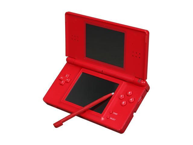 Nintendo DS Lite Mario Red