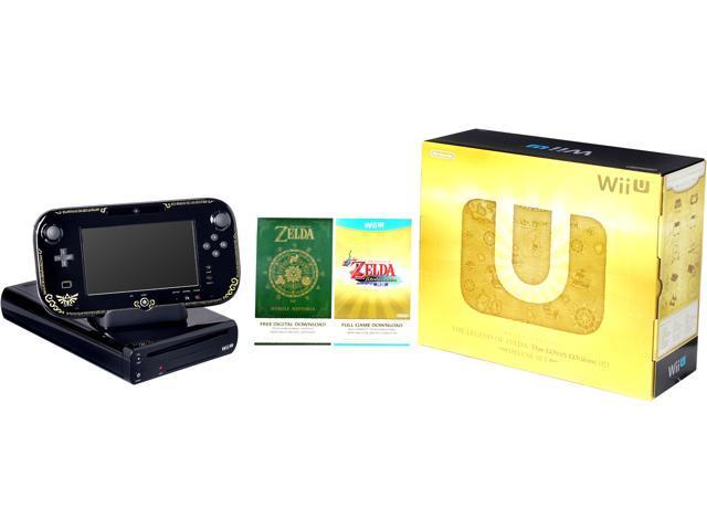 The Legend of Zelda: Wind Waker HD Wii U Deluxe Set