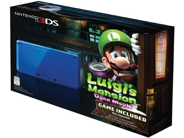 Luigi's Mansion Dark Moon 3DS Bundle Nintendo