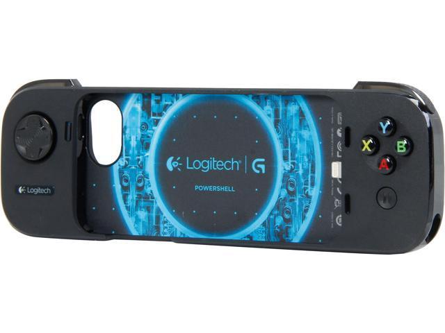 Logitech PowerShell Controller + Battery
