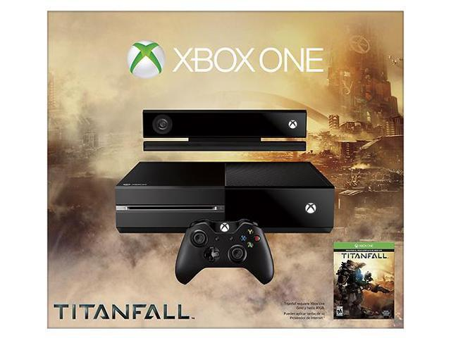 Microsoft Xbox One Titanfall Bundle