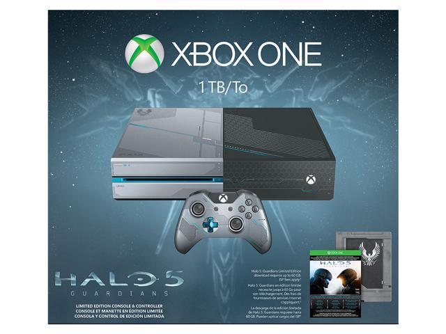 Xbox One Halo 5: Guardians Limited Edition 1TB Bundle