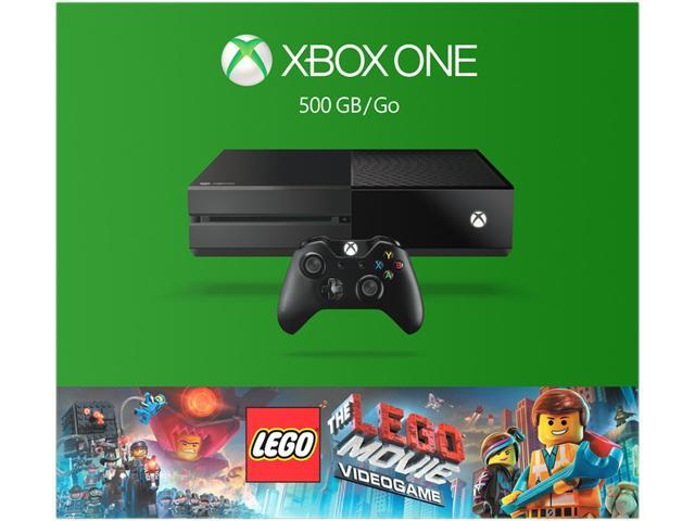 Xbox One 500GB The Lego Movie Console Bundle - Newegg.com