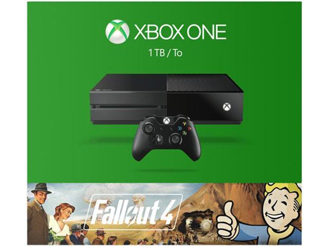 Microsoft Xbox One Fallout 4 Limited Edition 1TB Bundle