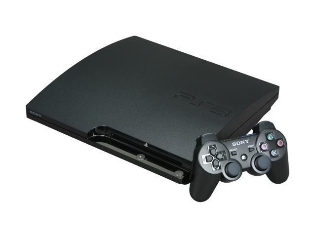 SONY Playstation 3 Console 160 GB Black