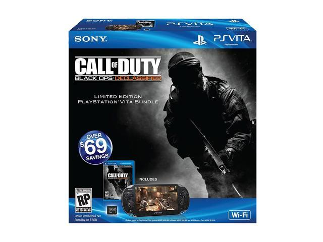 PSVita Call of Duty Black Ops Declassified Wi-Fi System