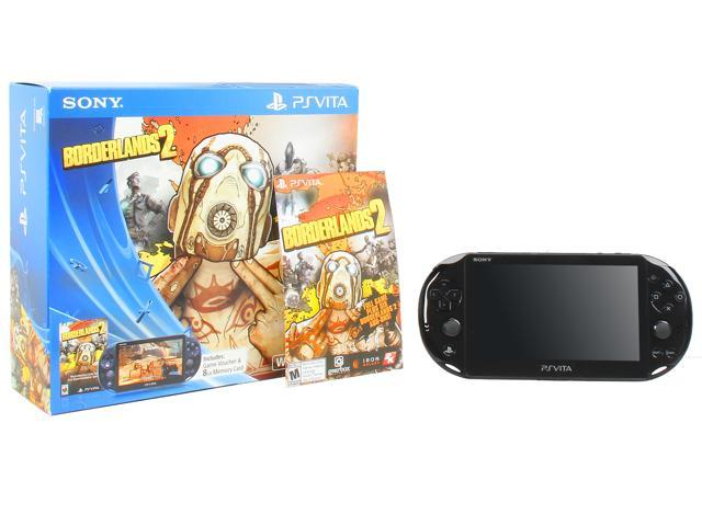 PlayStation Vita Borderlands 2 Limited Edition Bundle