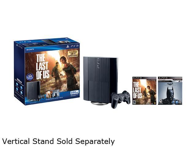 PlayStation 3 250gb holiday bundle