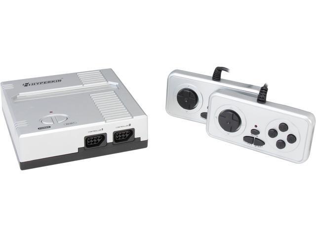 Hyperkin NES RetroN 1 Gaming System (FC Super Loader) (Silver)