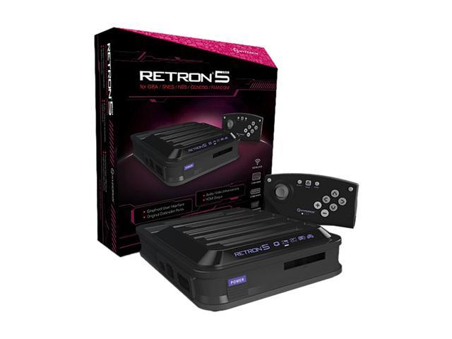 Hyperkin RetroN 5 Gaming  Console - (Black)