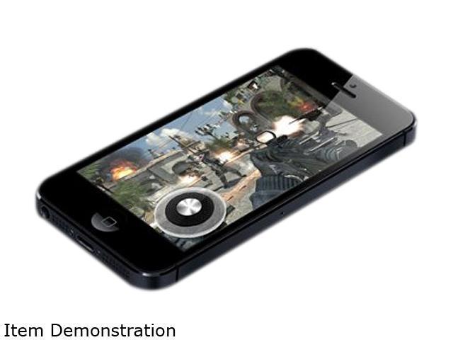 TactSlider Game Controller Black- For Smartphones and tablets Black