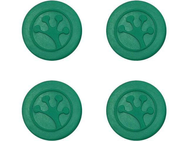 Grip-iT TJ7002 Analog Stick Thumb Grips for PlayStation and XBOX 4-pack Green
