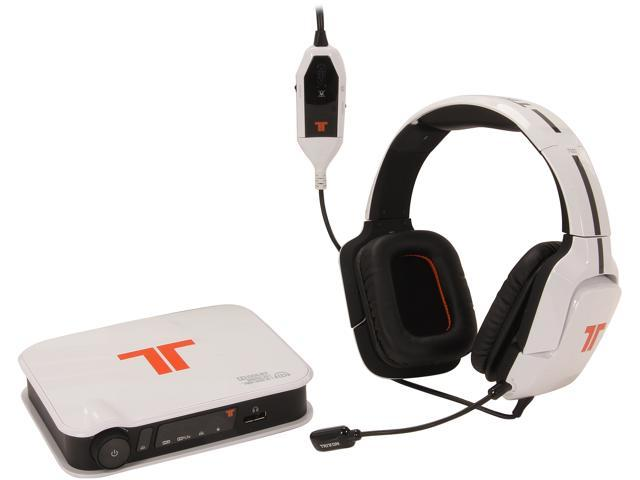 TRITTON 720+ 7.1 Surround Headset for PS4, PS3, and Xbox 360 - White