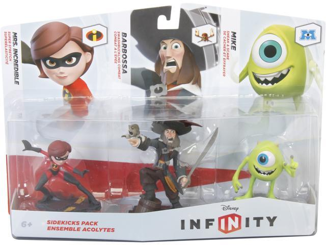 Disney Infinity Figure 3 Pack - Sidekicks