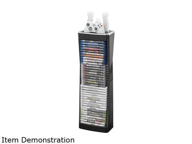 LevelUp Evolution Controller and Game Storage Tower