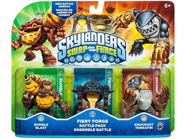 ACTIVISION Skylanders SWAP Force Fiery Forge Battle Pack