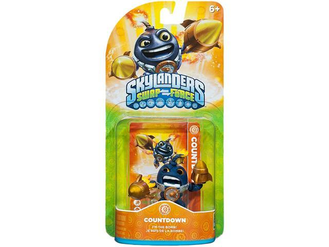 ACTIVISION Skylanders SWAP Force Single Character Pack Countdown
