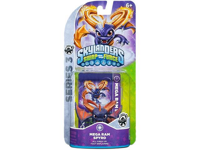 ACTIVISION Skylanders SWAP Force Single Character Pack Mega Ram Spyro S3