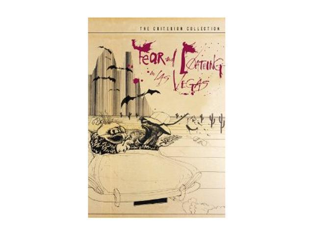 Fear and Loathing in Las Vegas - Criterion Collection ...