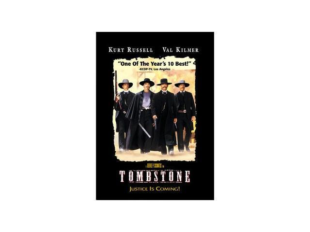 Tombstone (DVD / NTSC) Kurt Russell, Val Kilmer, Sam Elliott, Bill Paxton, Powers Boothe
