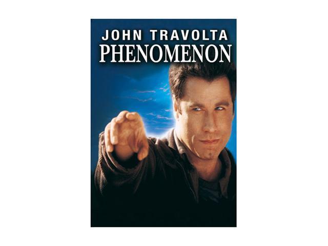 Phenomenon (1996 / DVD) John Travolta, Kyra Sedgwick, Forest Whitaker, Robert Duvall, Jeffrey DeMunn