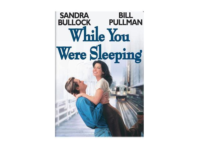 While You Were Sleeping (1995) / DVD Sandra Bullock, Bill Pullman, Peter Gallagher, Peter Boyle, Jack Warden