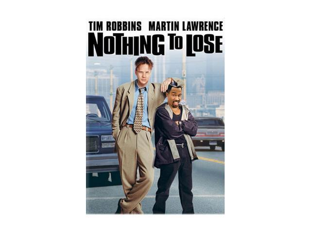Nothing to Lose (1997 / DVD) Tim Robbins, Martin Lawrence, Patrick Cranshaw, Giancarlo Esposito, Rebecca Gayheart