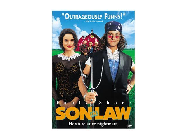 Son-In-Law (1993) / DVD Pauly Shore, Carla Gugino, Lane Smith, Cindy Pickett, Mason Adams