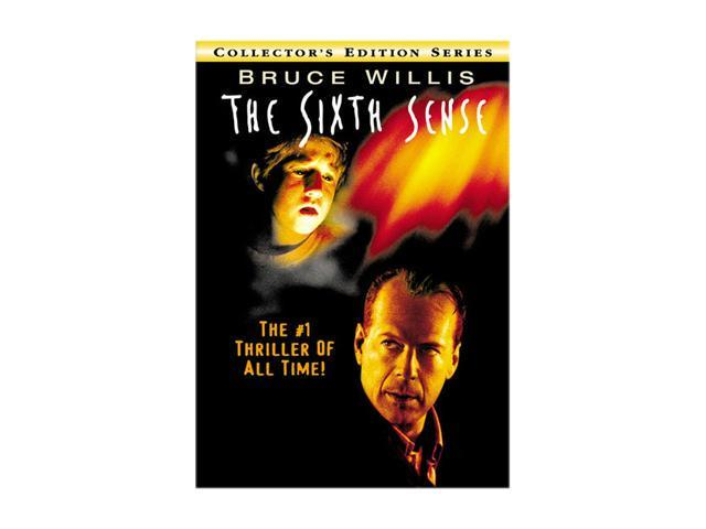 The Sixth Sense (Collector's Edition Series) (1999 / DVD) Bruce Willis, Haley Joel Osment, Toni Collette, Olivia Williams, Trevor Morgan
