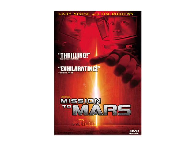 Mission To Mars (DVD / 2.35 / DD 5.1 / FR-SP-DUB / Special Edition / WS) Gary Sinise, Tim Robbins, Don Cheadle, Connie Nielsen, ...
