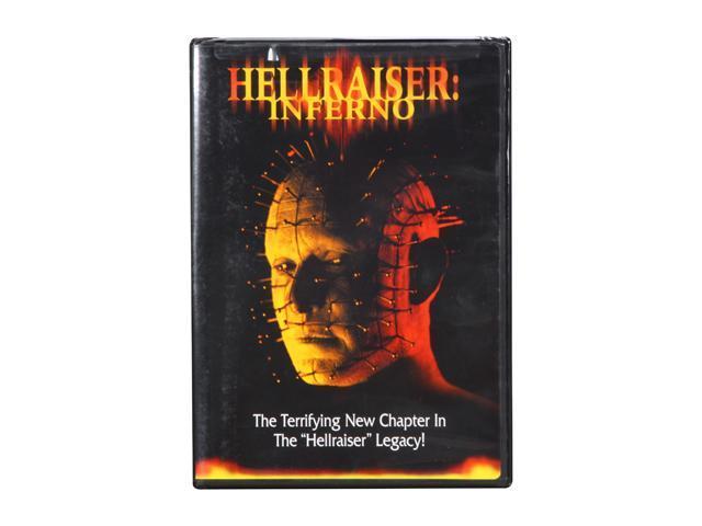 Hellraiser - Inferno (2000) / DVD Craig Sheffer Nicholas Tuturro James Remar Doug Bradley
