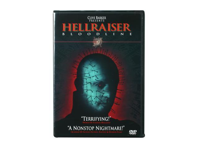Hellraiser - Bloodline (1996) / DVD Bruce Ramsay Valentina Vargas Doug Bradley Kim Myers Christine Harnos Charlotte Chatton Paul Perri Mickey Cotrell