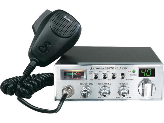 Cobra 25 LTD Classic CB Radio