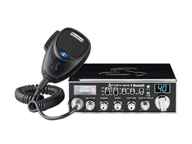 Cobra 29-LTD BT Mobile CB Radio w/ Bluetooth Wireless Technology