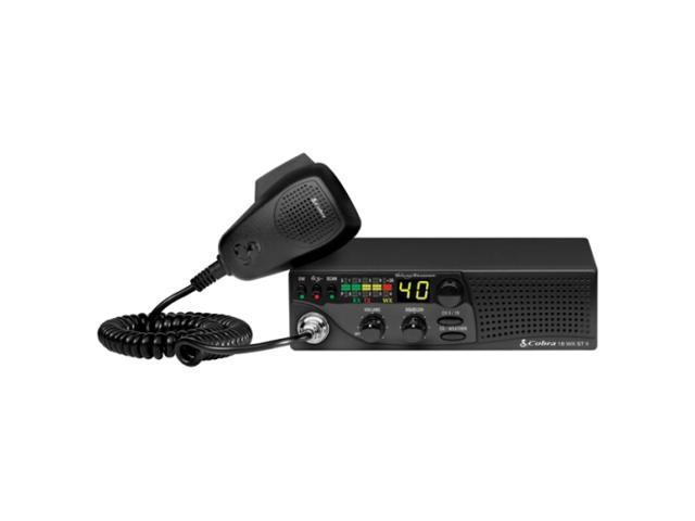 Cobra 18 WX ST II CB Radios with SoundTracker and NOAA Weather