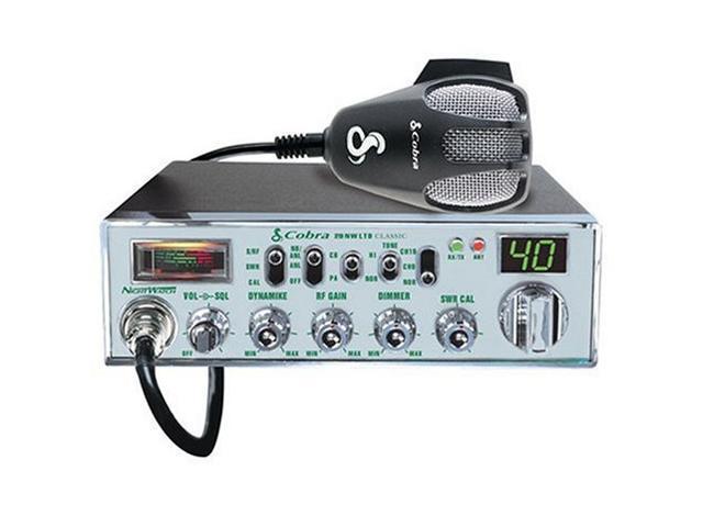 Cobra 29nw Classic Cb Radio With Nightwatch Illuminated
