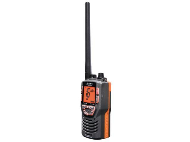 Cobra HH330 Marine VHF Floating Transceiver Radio
