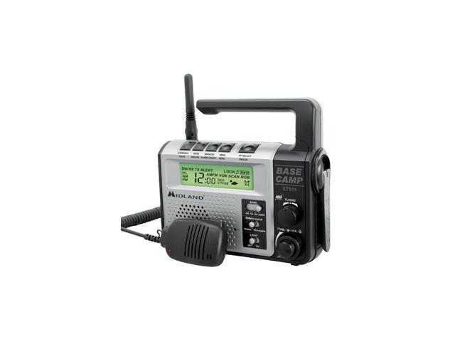 MIDLAND XT511 Base Camp Radio