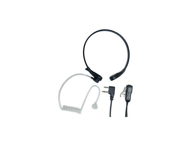 MIDLAND AVP-H8 Action Throat Mic Headset
